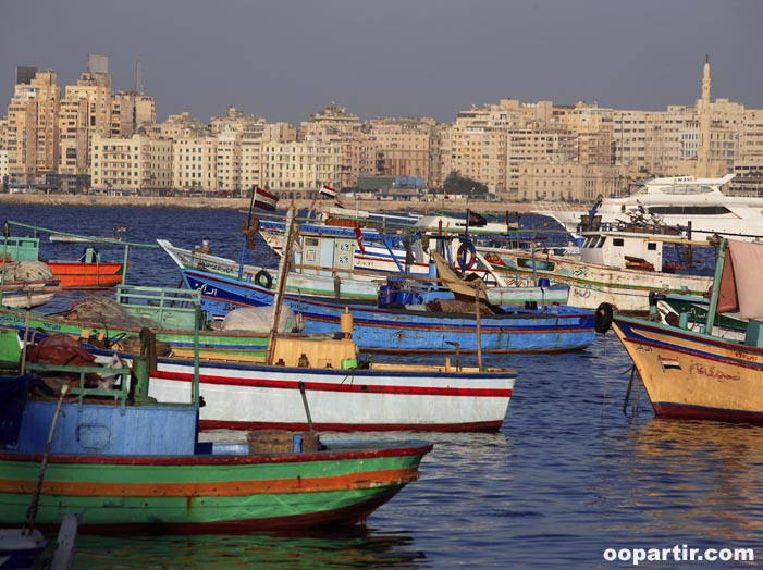 Alexandrie © Egyptian Tourist Authority
