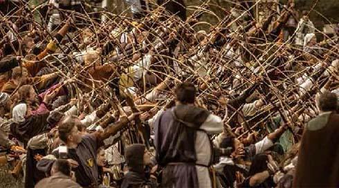 La Bataille de Vaslui Azincourt-archer,12152