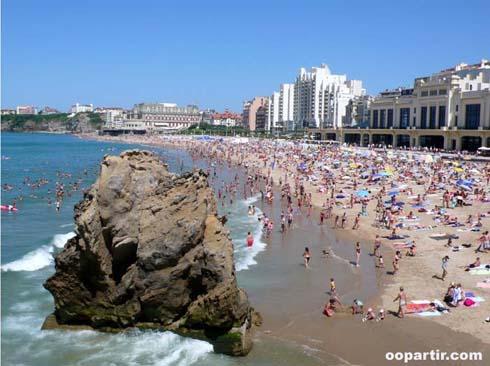 France aquitaine reportage carnet voyage au pays basque - Distance biarritz saint jean pied de port ...