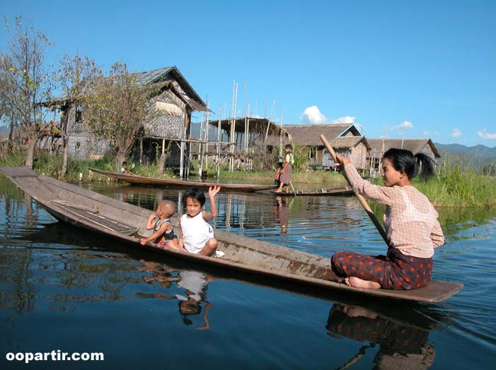 Lac Inle © oopartir.com