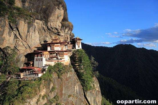 monastere Taktsang © Tourism Council of Bhutan