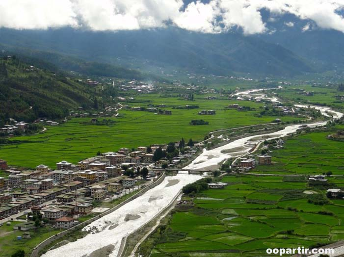 Paro © Tourism Council of Bhutan