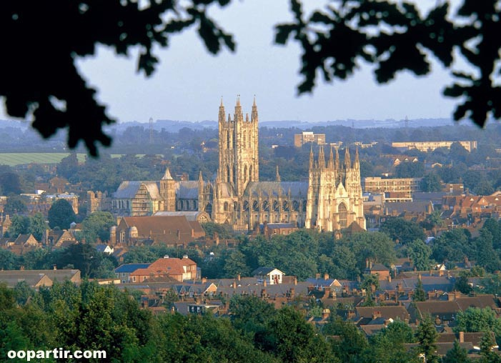 Canterbury ©VisitBritain