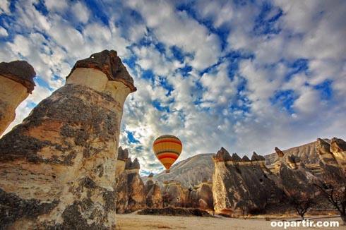 Turquie Reportage Carnet Voyage Les Cheminees De Fees De Cappadoce