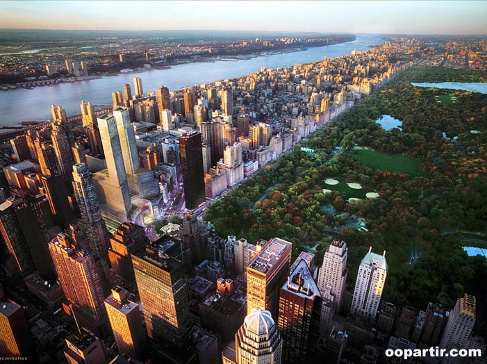 Central Park © Visit USA Committee