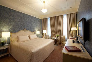 Russie moscou radisson royal hotel l 39 ex ukraina r nov for Chambre cinquante sept