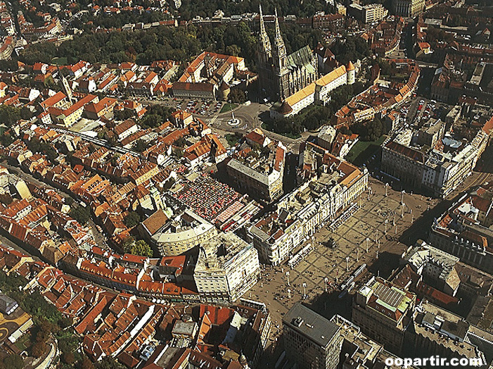 Zagreb ©  Croatian National Tourist Board
