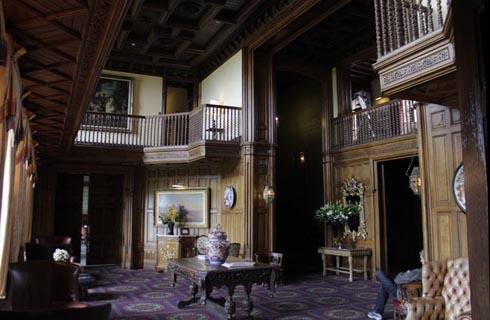 irlande des ch teaux h tels de luxe dans l ouest. Black Bedroom Furniture Sets. Home Design Ideas