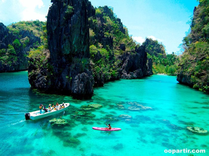 El Nido, île Palawan © Philippine Department of Tourism