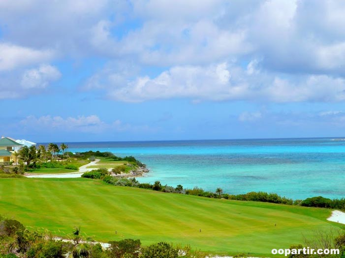 Exuma Four seasons Golf Course © KMG