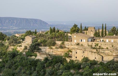 France Provence Alpes C 244 Te Azur La Bastide De Gordes