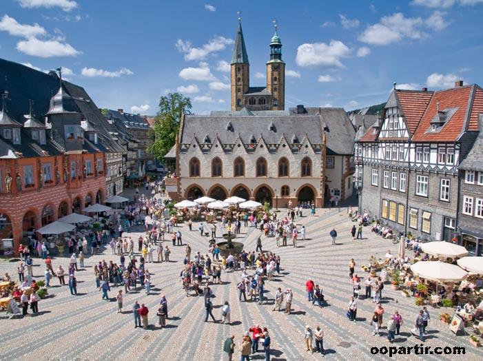Allemagne hors berlin guide voyage allemagne o partir - Office du tourisme italien paris horaires ...