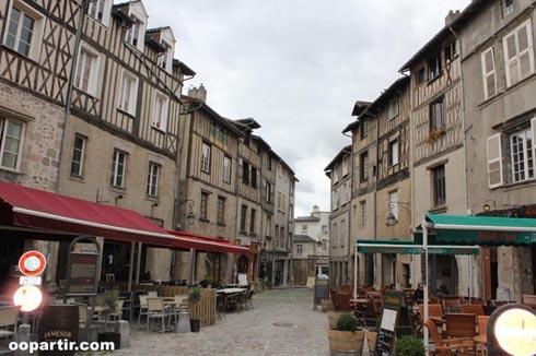 France limousin limoges for Garage limoges centre ville