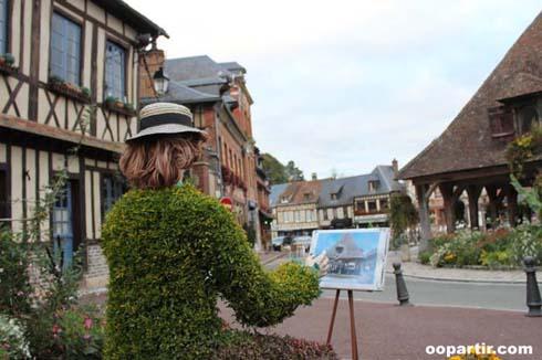 France haute normandie reportage carnet voyage lyons la for t village de - Les plus beaux villages de normandie ...