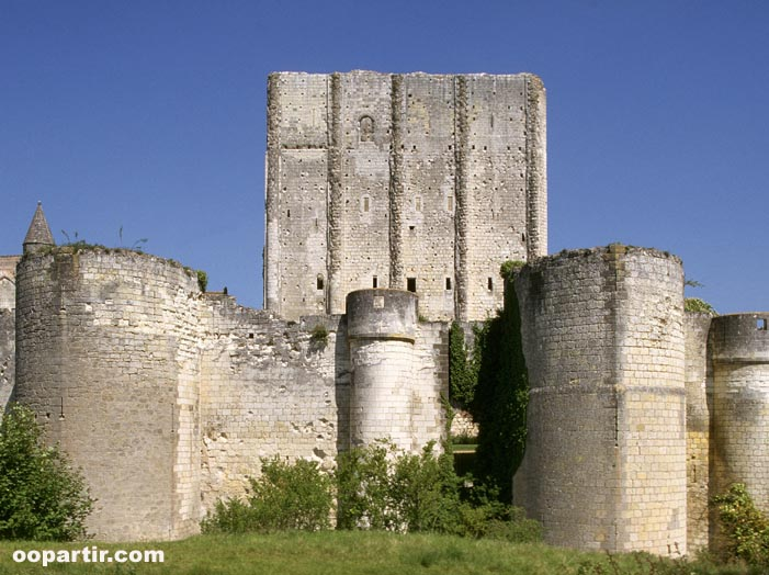 Loches, © P.Duriez, CRTCentre