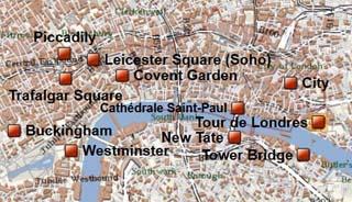 Dabord Piccadilly Circus Et Ses Nombreux Theatres Ensuite Trafalgar Square Avec Sa Statue De Nelson Son Celebre Musee La National Gallery Enfin