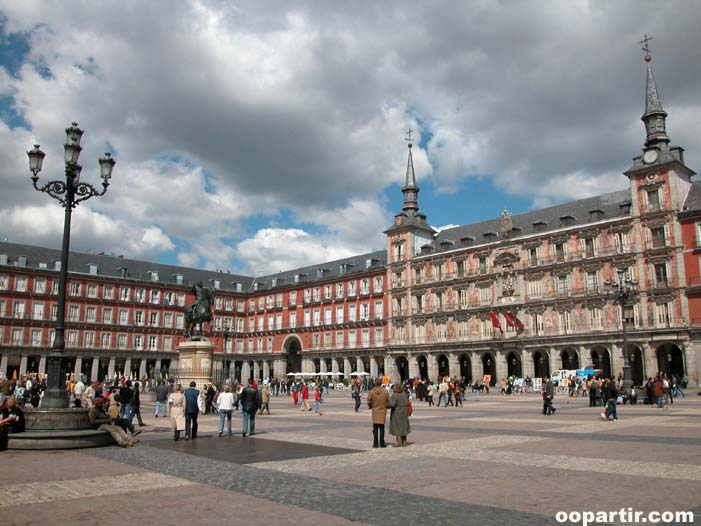 Plaza Major, Madrid © VDM