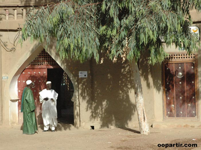 Maison de notable, Djenne � Virginie Tremsal