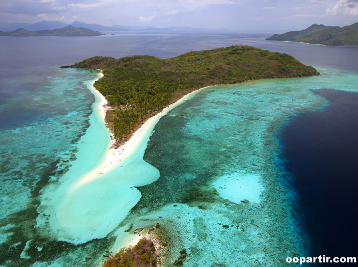 Palawan © Philippine Department of Tourism