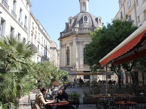Restaurant Place St Come Montpellier