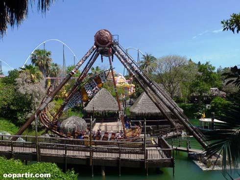Esp barcelone catalogne reportage carnet voyage - Barcelone parc d attraction port aventura ...