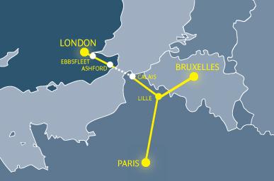 Europe : le train au delà des frontières, de nuit ou en TGV