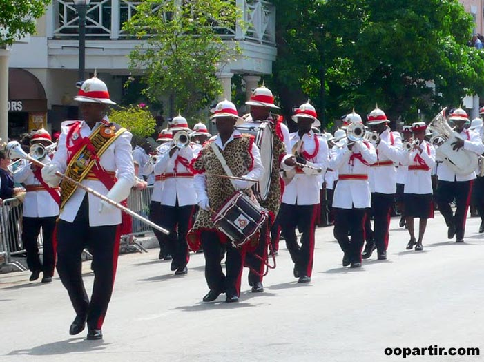 Royal Police Force Band, Nassau ©  KMG