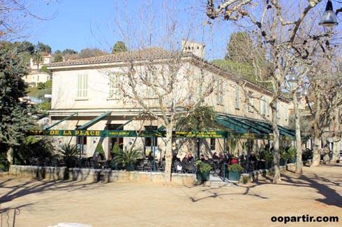 Saint Paul De Vence Restaurant Dans Fondation