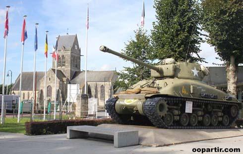 France basse normandie cotentin en 2014 70 ans apr s - Office du tourisme sainte mere eglise ...