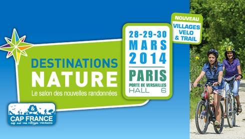Destination Nature La Randonn 233 E En F 234 Te 224 Paris