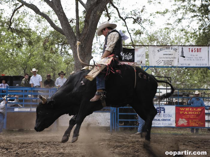 Rodeo au Texas © Texas Tourism
