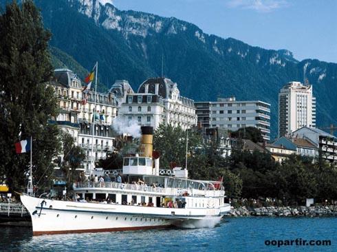 Montreux Jazz Festival >> oopartir - reportage de voyage - Suisse
