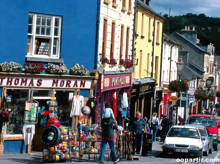 Westport © Tourism Ireland